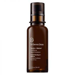 Dr Dennis Gross Skincare Ferulic + Retinol Fortifying Neck Emulsion