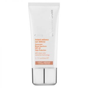 Dr Dennis Gross Skincare Instant Radiance Sun Defense Broad Spectrum Spf40 Light Medium 50 Ml