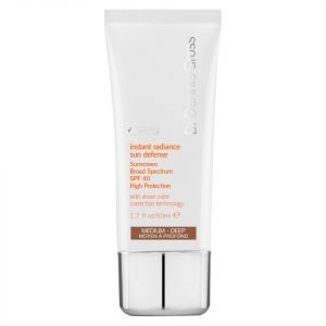 Dr Dennis Gross Skincare Instant Radiance Sun Defense Sunscreen Broad Spectrum Spf 40 Medium-Deep 50 Ml