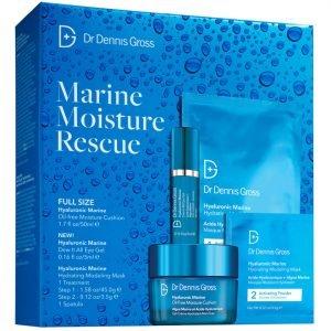 Dr Dennis Gross Skincare Marine Moisture Rescue Kit
