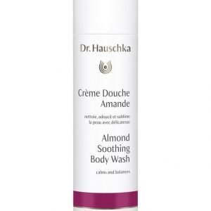 Dr. Hauschka Almond Soothing Suihkuvoide 200 ml