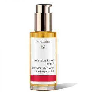 Dr. Hauschka Almond St. John's Wort Soothing Body Oil 75 Ml