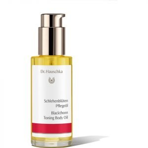 Dr. Hauschka Blackthorn Toning Body Oil 75 Ml