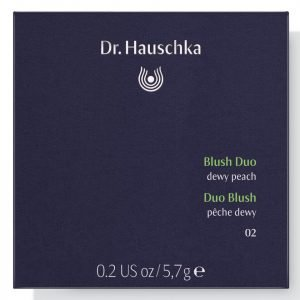 Dr. Hauschka Blush Duo Dewy Peach