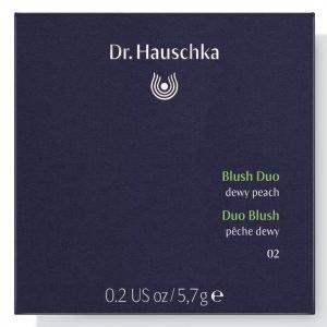 Dr. Hauschka Blush Duo Dewy Peach