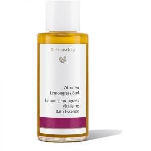 Dr. Hauschka Lemon Lemongrass Vitalising Bath Essence 100 Ml
