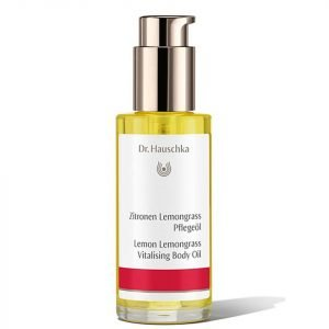 Dr. Hauschka Lemon Lemongrass Vitalising Body Oil 75 Ml