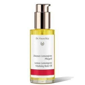 Dr. Hauschka Lemon Lemongrass Vitalising Body Oil 75 Ml