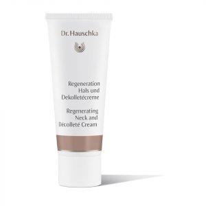 Dr. Hauschka Regenerating Neck And Decolleté Cream 40 Ml