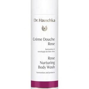 Dr. Hauschka Rose Nurturing Suihkuvoide 200 ml