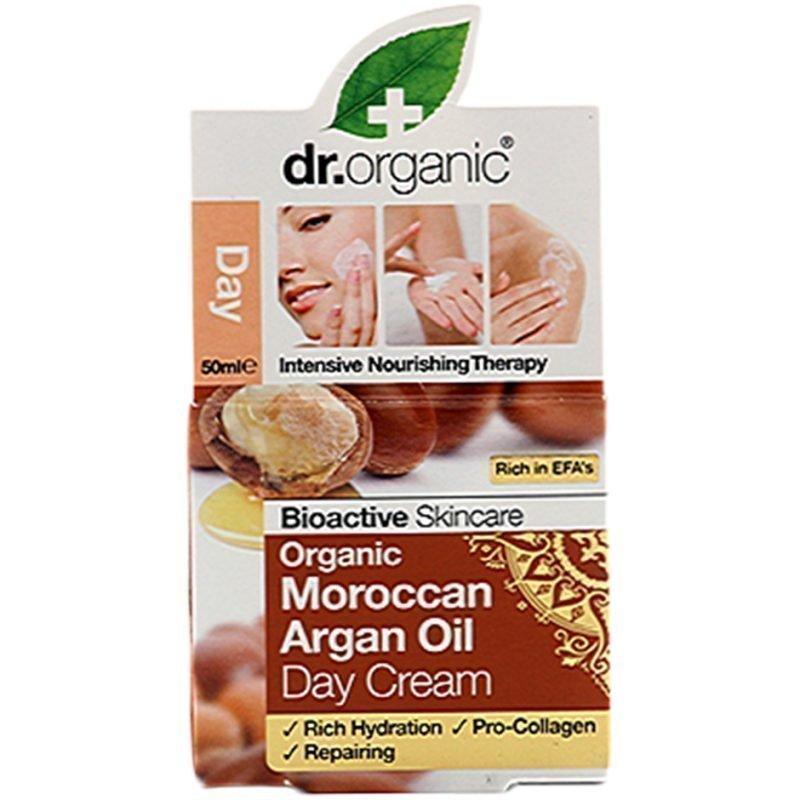 Dr Organic Moroccan Argan Oil Day Cream 50ml