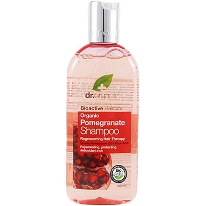 Dr Organic Pomegranate Shampoo 250ml