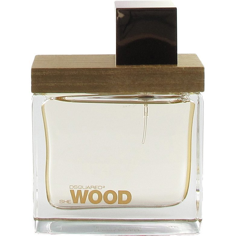 Dsquared2 SheWood Golden Light Wood EdP 50ml