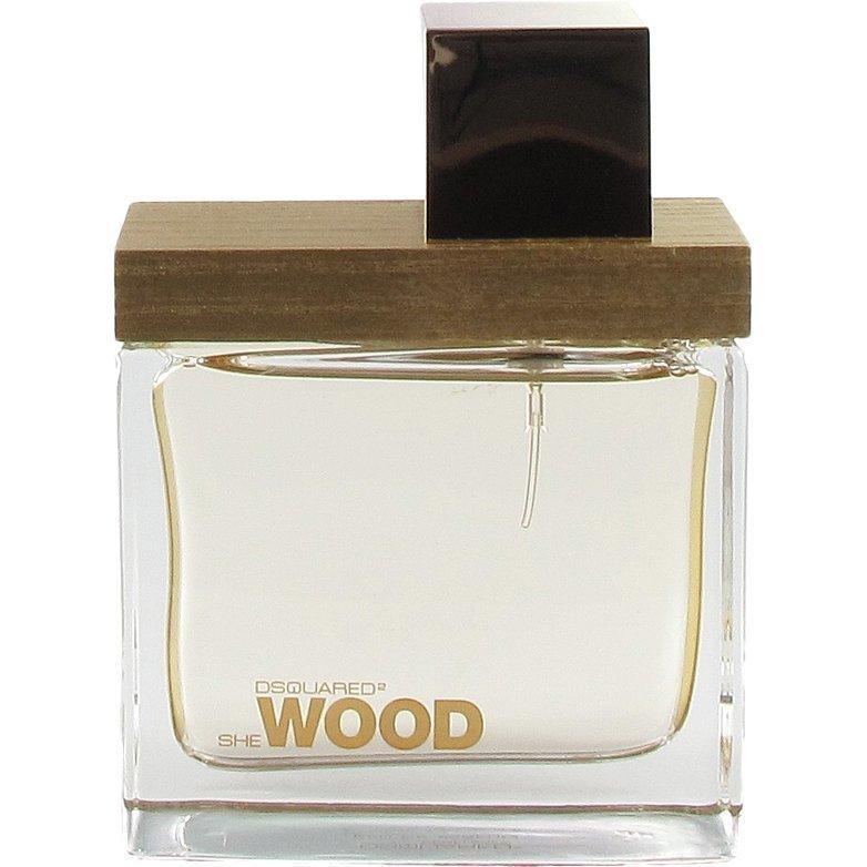 Dsquared2 SheWood Golden Light Wood EdP 50ml