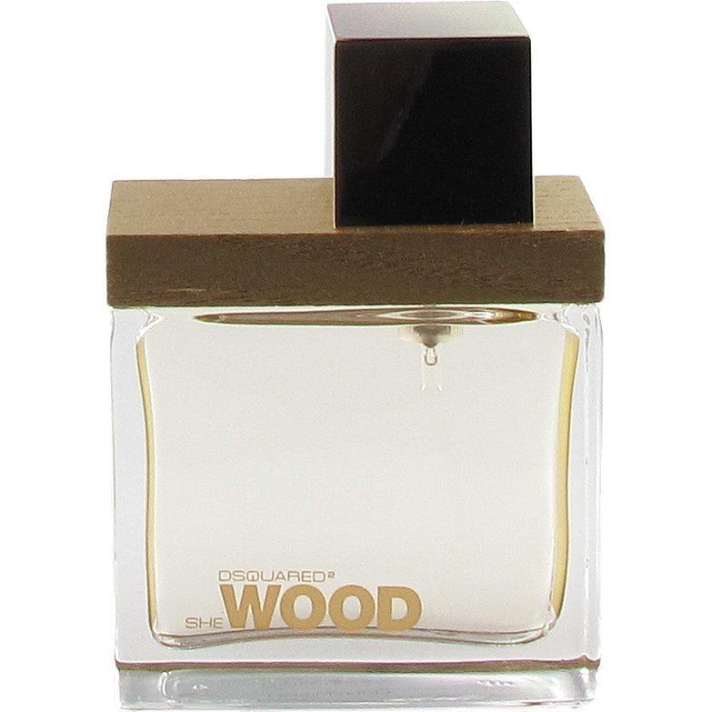 Dsquared2 SheWood Golden Light Wood EdP EdP 30ml