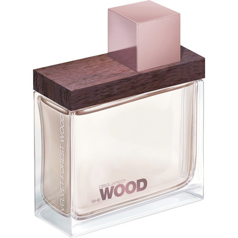 Dsquared2 SheWood Velvet Forest Wood EdP EdP 50ml
