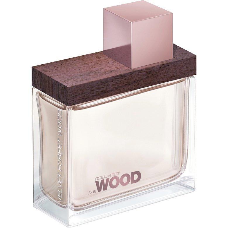 Dsquared2 SheWood Velvet Forest Wood EdP EdP 50ml