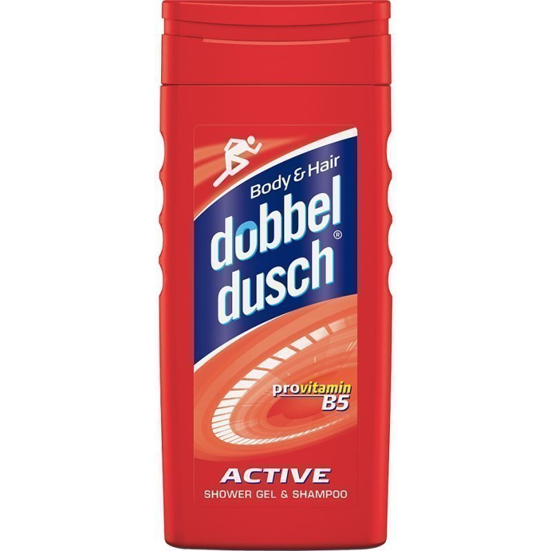 Dubbeldusch Active 250ml