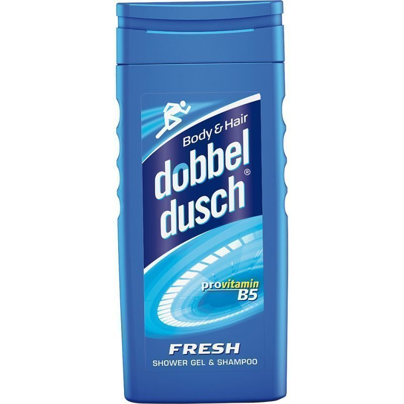 Dubbeldusch Fresh 250ml