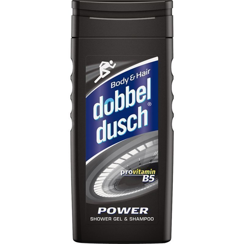 Dubbeldusch Power 250ml