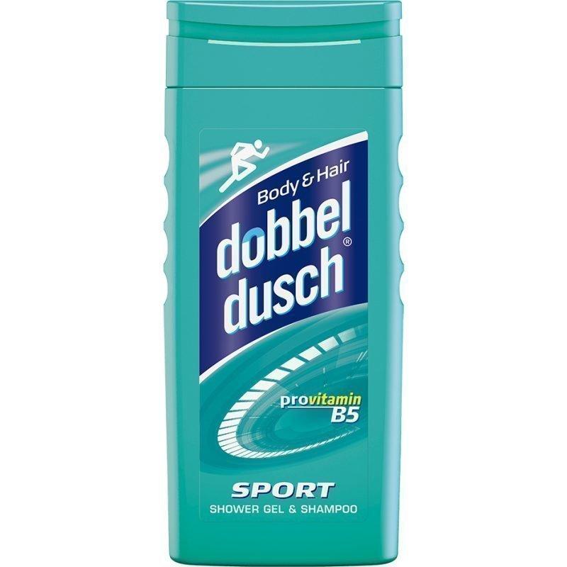 Dubbeldusch Sport 250ml