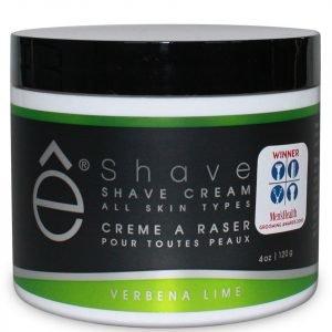 E-Shave Verbena Lime Shave Cream 118 Ml