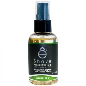 E-Shave White Tea Pre Shave Oil 59 Ml