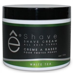 E-Shave White Tea Shave Cream 118 Ml