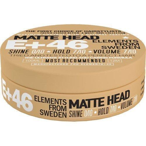 E+46 Matte Head