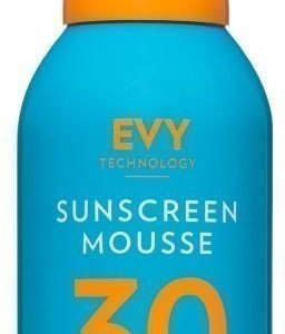 EVY Sunscreen Mousse SPF