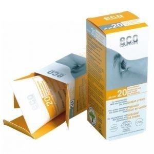 Eco Cosmetics Aurinkovoide Spf 20 75 Ml Luomu