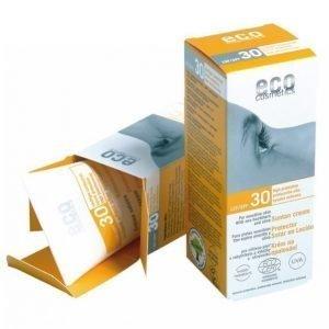 Eco Cosmetics Aurinkovoide Spf30 75 Ml Luomu