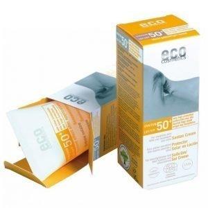 Eco Cosmetics Aurinkovoide Spf50 + 75 Ml Luomu