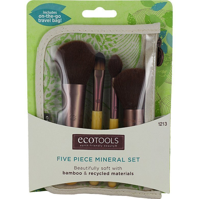 Eco Tools 5 Piece Mineral Set 5 Pieces Kit