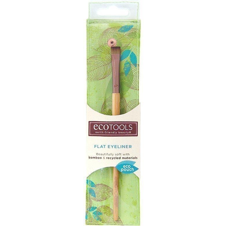 Eco Tools Flat Eyeliner Brush