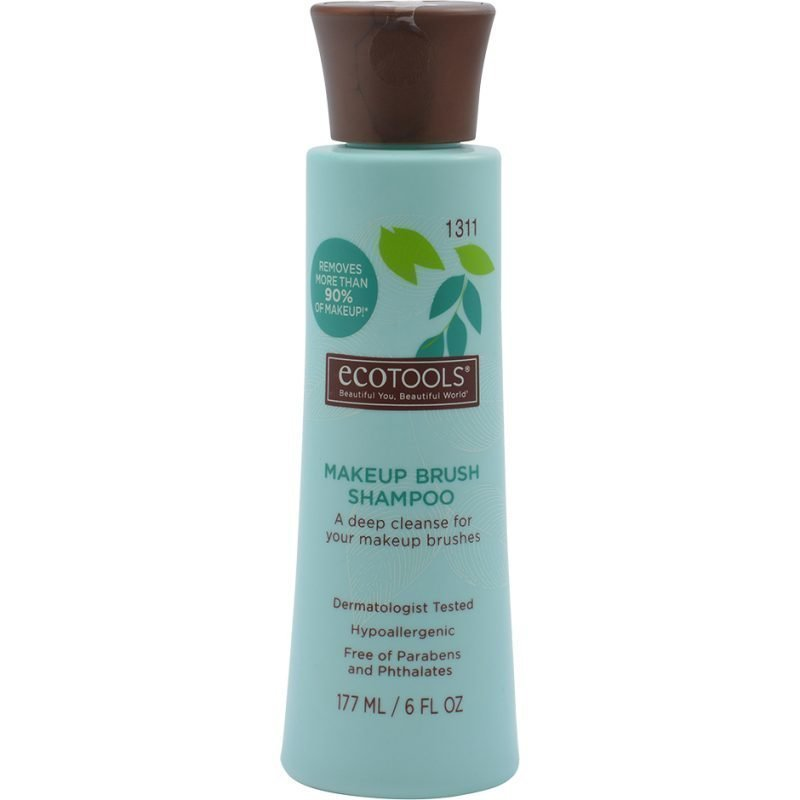 Eco Tools Makeup Brush Shampoo 177ml