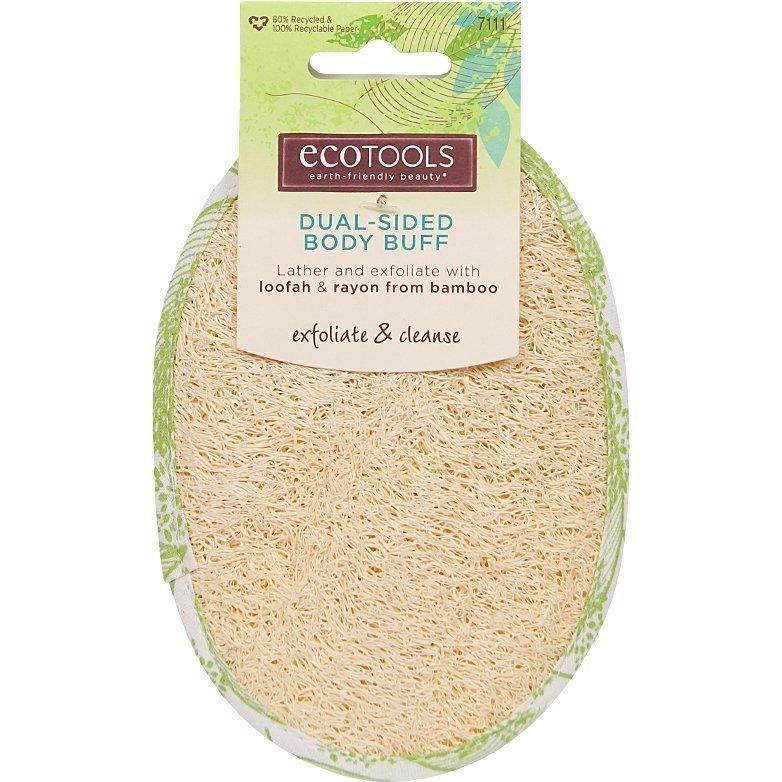 Eco Tools Sustainable Loofah & Bamboo Body Buff