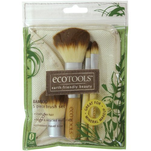 EcoTools Bamboo 5 Piece Brush Set