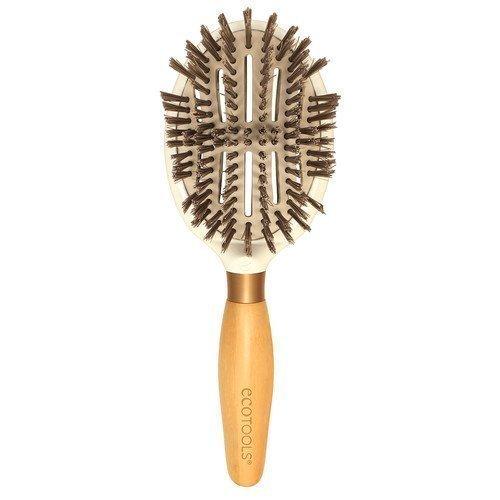 EcoTools Sleek & Shine Finisher Oval Hair Brush