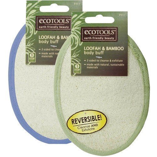 EcoTools Sustainable Loofah & Bamboo Body Buff