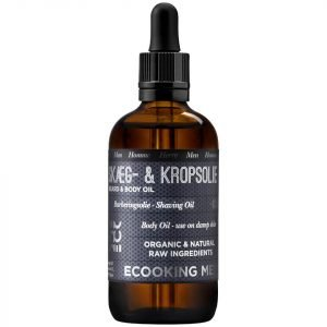 Ecooking Men Beard & Body Oil 100 Ml