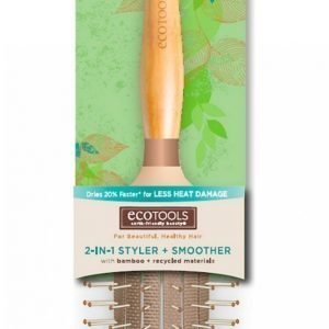 Ecotools Styler + Smoother Hiusharja