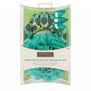 Ecotools Three Piece Soothe Relax Set