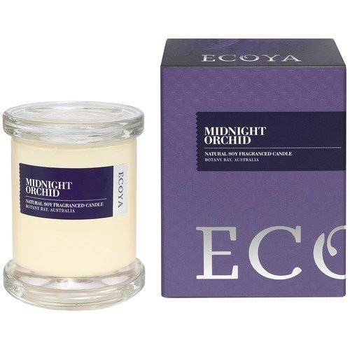 Ecoya Botanicals Midnight Orchid Mini Metro Jar