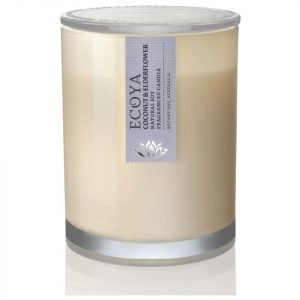 Ecoya Coconut And Elderflower Metro Jar Candle 270 G