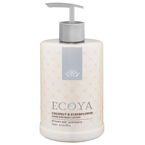 Ecoya Coconut & Elder Flower Hand & Body Lotion