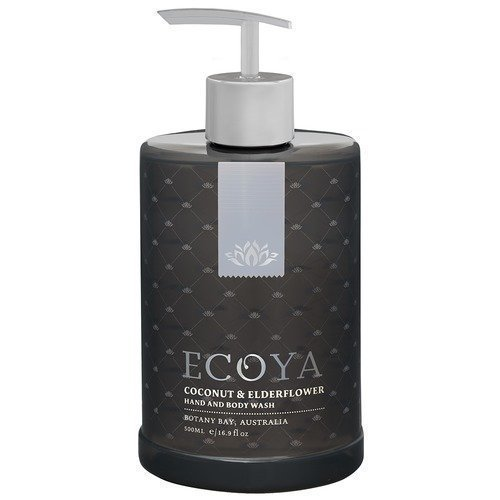 Ecoya Coconut & Elder Flower Hand & Body Wash
