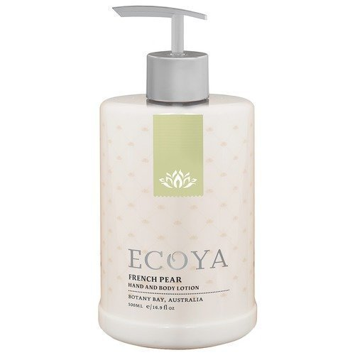 Ecoya French Pear Hand & Body Lotion