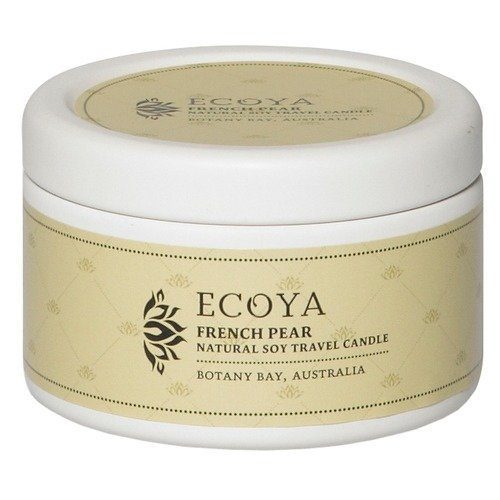 Ecoya French Pear Travel Tin
