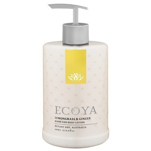 Ecoya Lemongrass & Ginger Hand & Body Lotion
